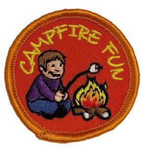 campfire fun boy