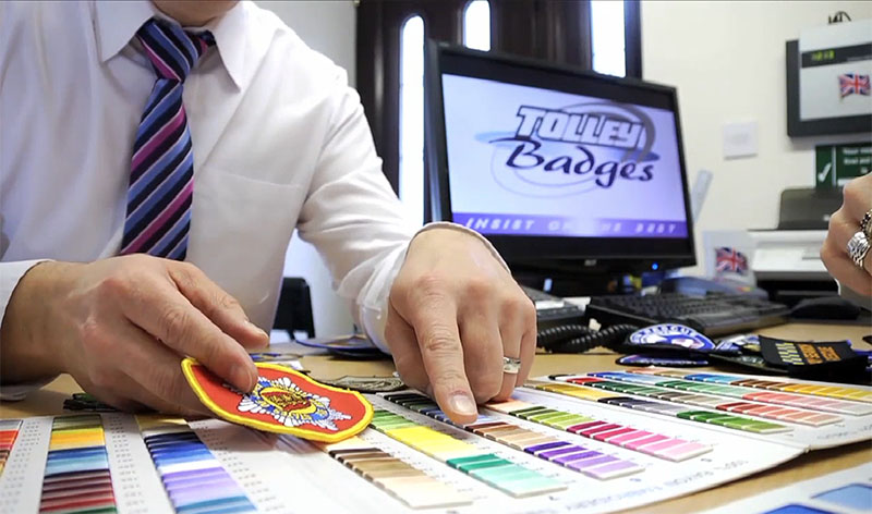 Require a badge supplier? We are here for the highest possible customer service.