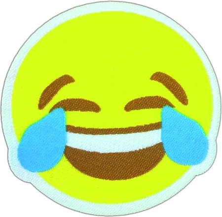 Laughing Smilie Emoji