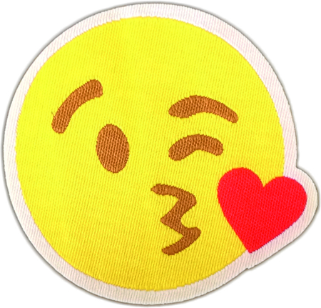 Kiss Smilie Emoji