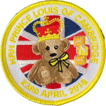 HRH Prince Louis of Cambridge
