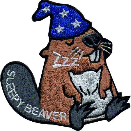 Sleepy Beaver