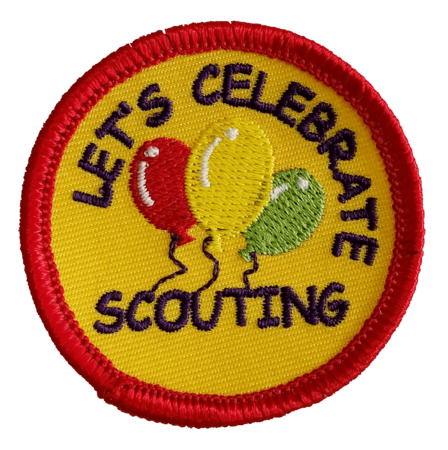 Lets celebrate Scouting