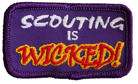Scouting is wicked!