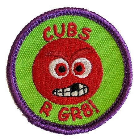 Cubs R GR8!