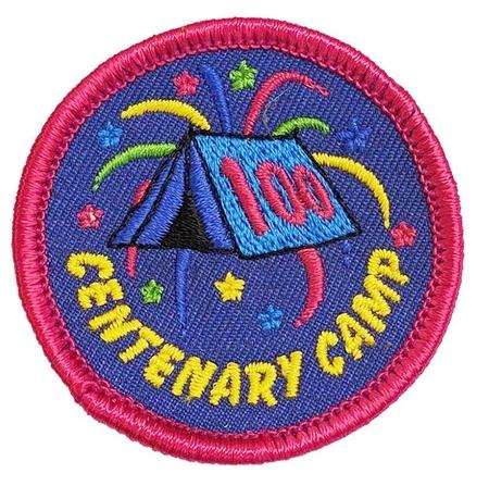 Centenary Camp 100