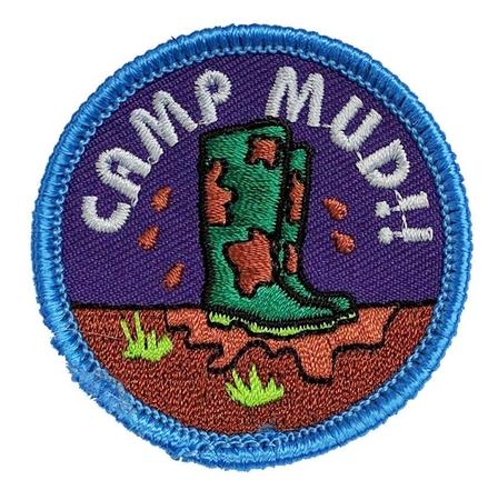 Camp mud!!