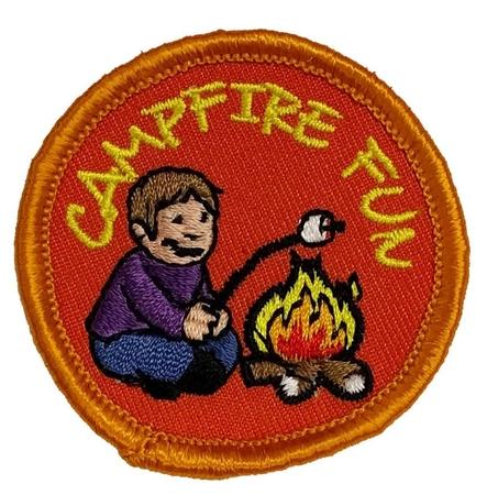 Campfire Fun (boy)