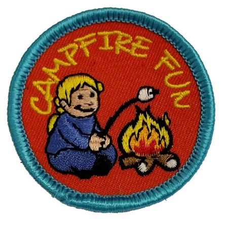 Campfire Fun (Girl)