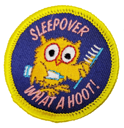 Sleepover what a hoot!