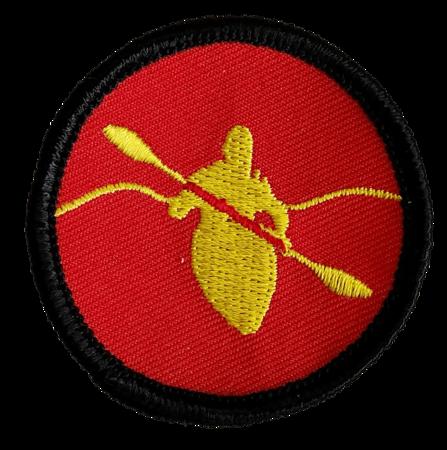 Kayak Canoe badge