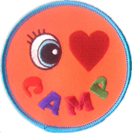 Eye' (I) Love camp